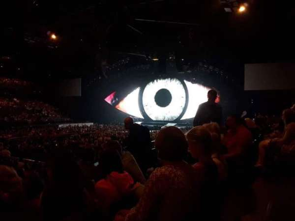 Sportpaleis, section: 119, row: 22, seat: 5