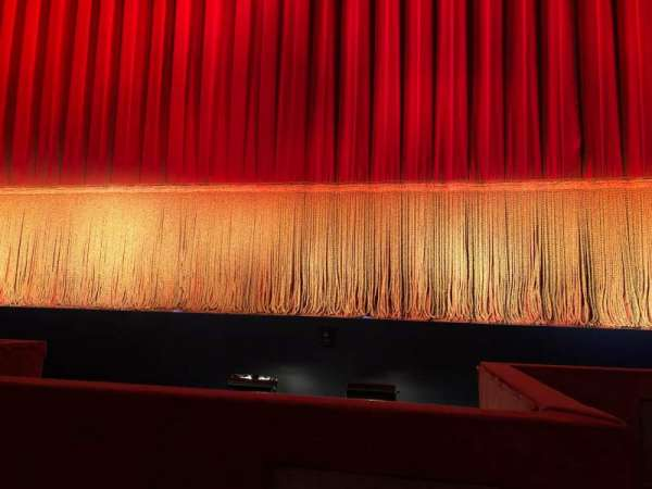Longacre Theatre, section: Orchestra C, row: B, seat: 105