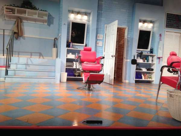 New World Stages - Stage 4, section: Orch, row: D, seat: 102