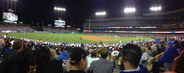 Dodger Stadium, section: 33FD, row: P, seat: 2