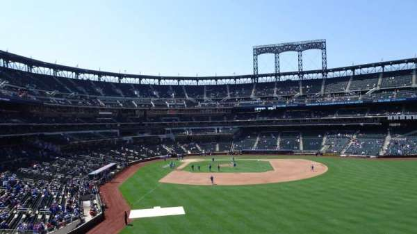 Citi Field , section: 101, row: 12, seat: 7