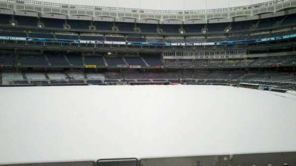 Yankee Stadium, section: 136, row: 22, seat: 1