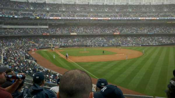 Yankee Stadium, section: 209, row: 5, seat: 6