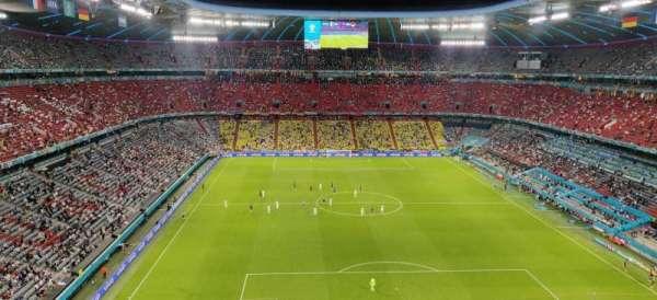 Allianz Arena, section: 339, row: 4, seat: 1