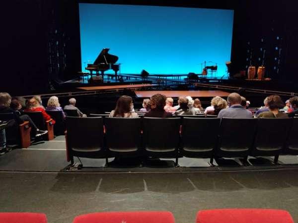 Loeb Drama Center, section: Orchestra Center, row: C, seat: 22