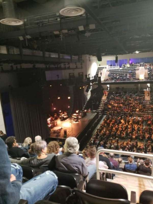 UMBC Event Center, section: 205, row: K, seat: 19