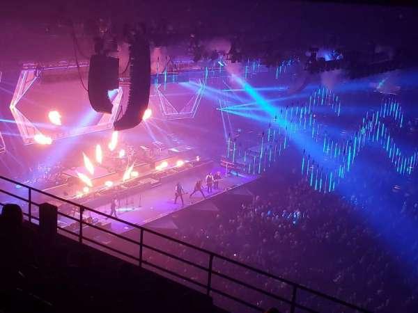 Royal Farms Arena, section: 311, row: G, seat: 6
