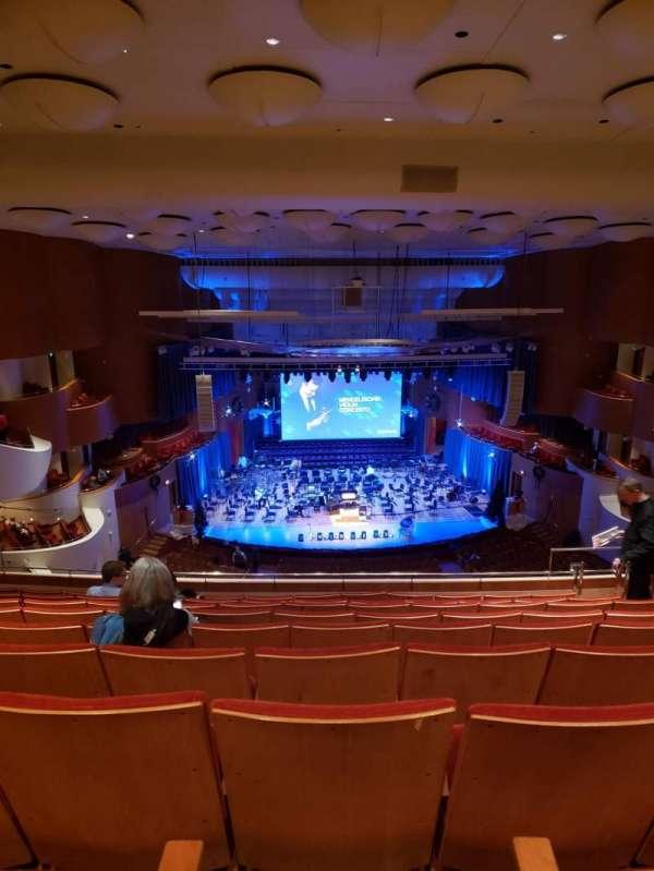 Joseph Meyerhoff Symphony Hall, section: Terrace Center Left, row: J, seat: 109