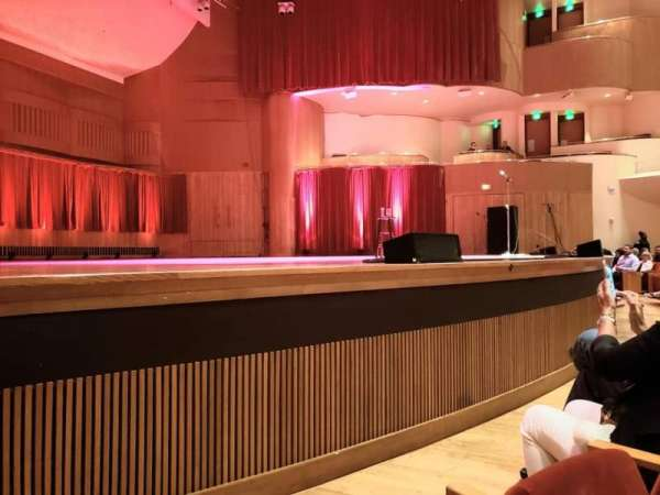 Joseph Meyerhoff Symphony Hall, section: Orchestra Left, row: C, seat: 13 - 15