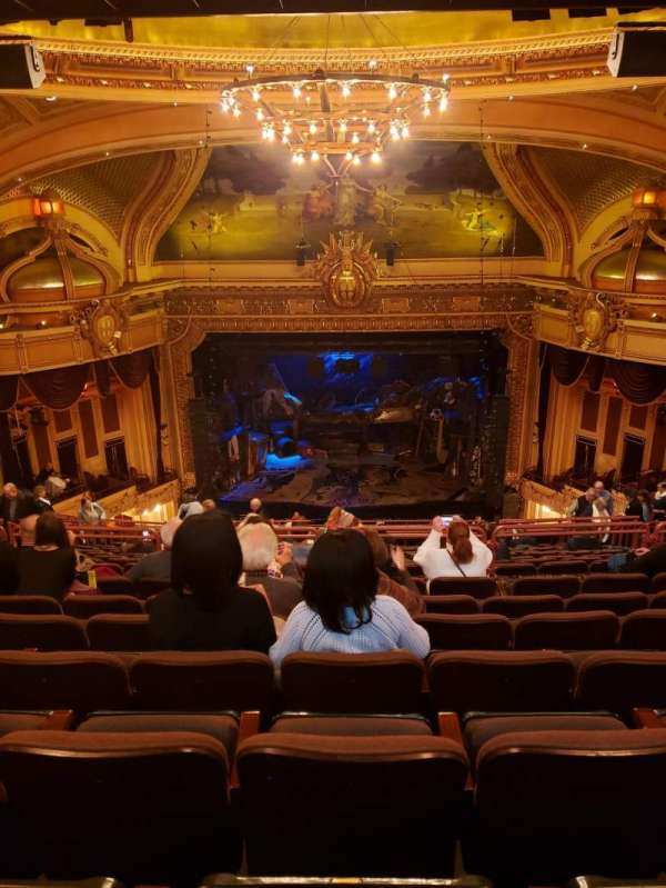 Hippodrome Theatre, section: Center Upper Balcony, row: S, seat: 310 - 311