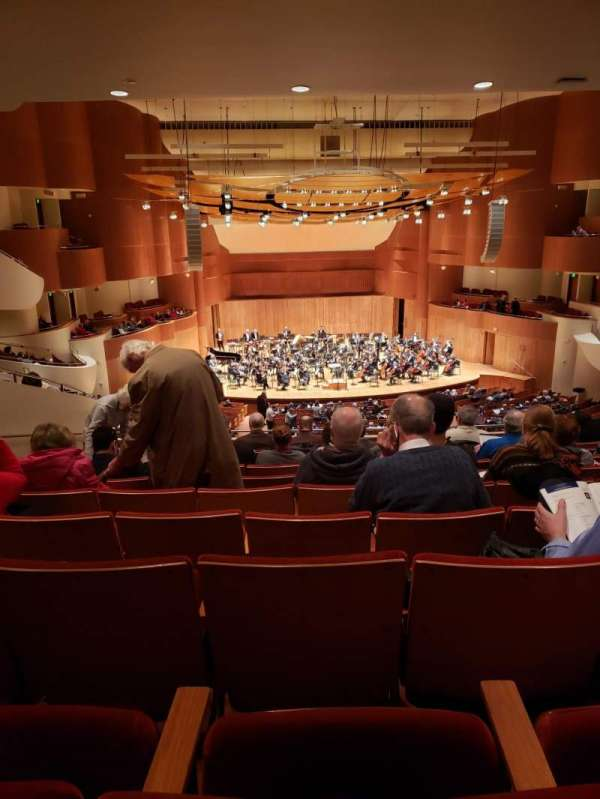 Joseph Meyerhoff Symphony Hall, section: Grand Tier Center Left, row: J, seat: 119
