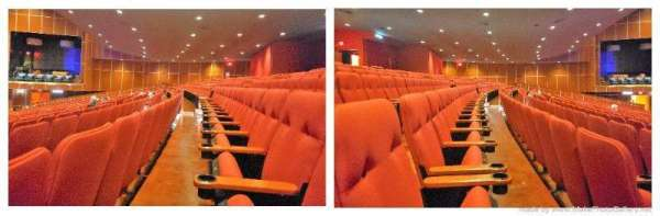 Grand Sierra Theatre, section: MC, row: M, seat: 15