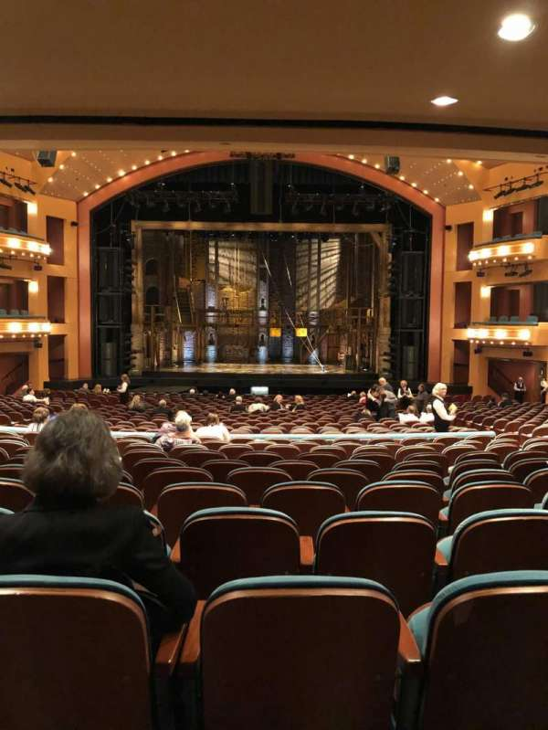 Procter And Gamble Hall at the Aronoff Center, section: Orchestra rear, row: Z, seat: 213