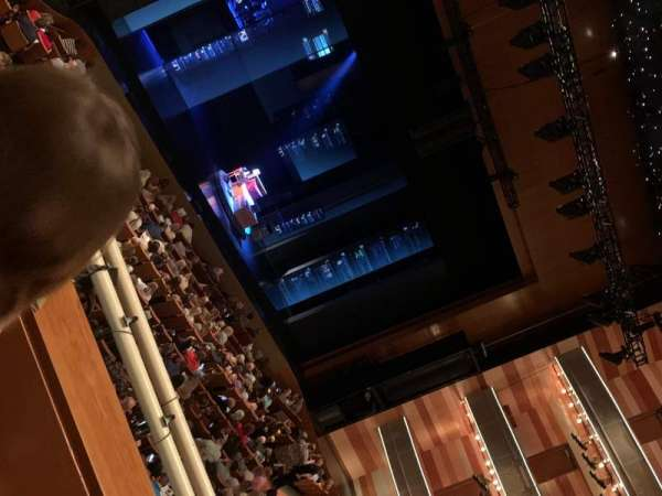Eccles Theater, section: 1TL, row: B, seat: 126