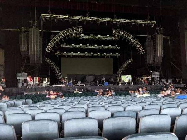 BB&T Pavilion, section: 102, row: R, seat: 26