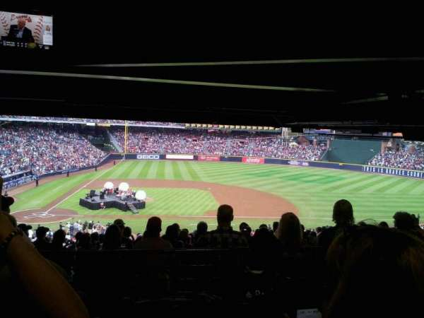 Turner Field, section: 311L, row: 9, seat: 101