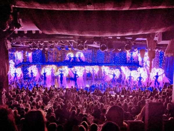 Moulin Rouge, row: Last