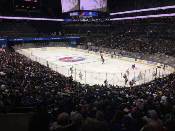 Barclays Center, section: 120, row: 6, seat: 8