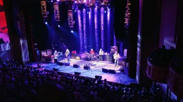 Capitol Theatre (Port Chester), section: Loge Right , row: CC, seat: 14