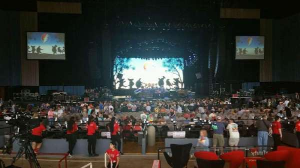 Xfinity Theatre, section: 600, row: JJ, seat: 637