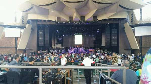 Saratoga Performing Arts Center, section: 8, row: JJ, seat: 18