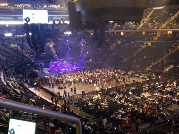 Madison Square Garden, section: 201, row: 3, seat: 1