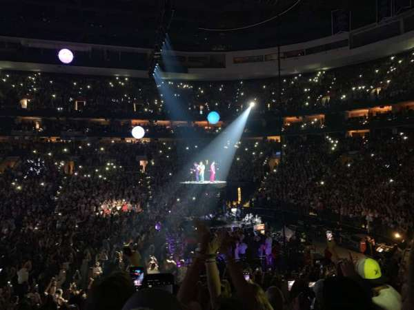 Wells Fargo Center, section: 102, row: 16, seat: 15