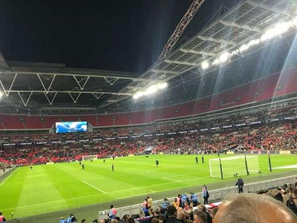 Wembley Stadium, section: 114, row: 19, seat: 60