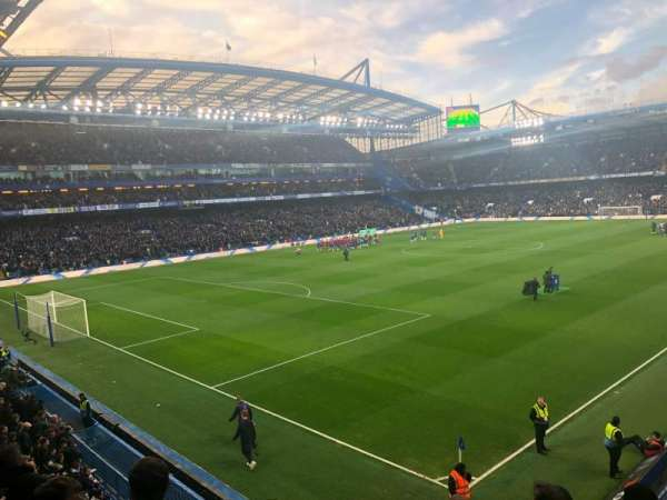 Stamford Bridge, section: Shed End Upper 1, row: 5, seat: 35