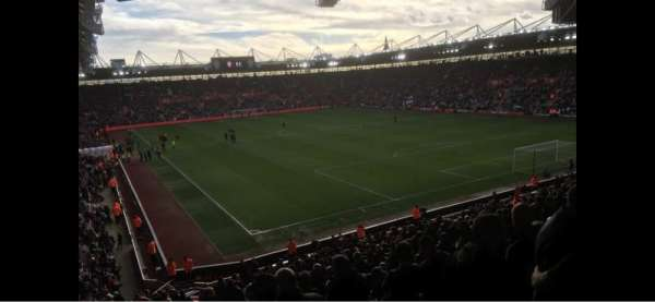 St Mary's Stadium, section: 46, row: GG, seat: 1213