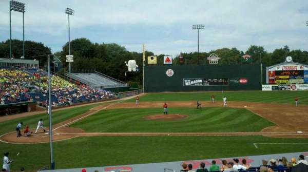 Hadlock Field, section: 202, row: G, seat: 8