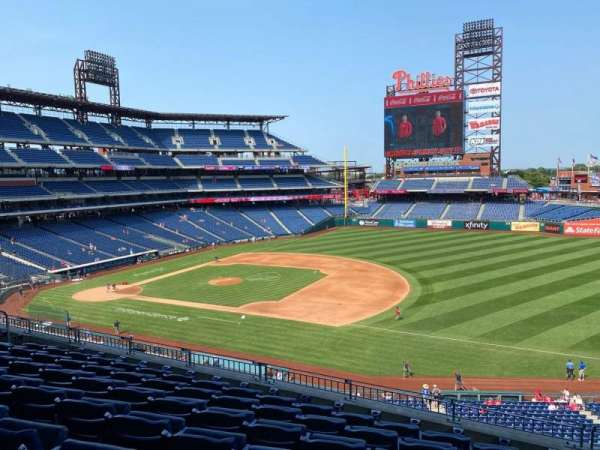 Citizens Bank Park, section: 212, row: 7, seat: 7
