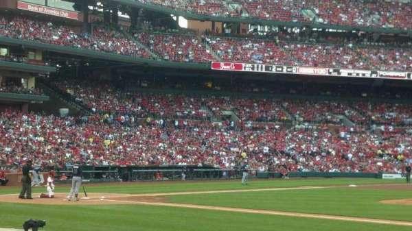 Busch Stadium, section: 143, row: 1, seat: 12