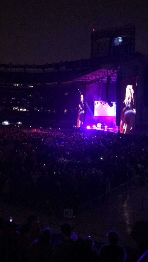 Citi Field, section: 104, row: 26, seat: 5
