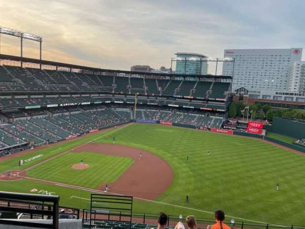 Oriole Park at Camden Yards, section: 316, row: 14, seat: 18