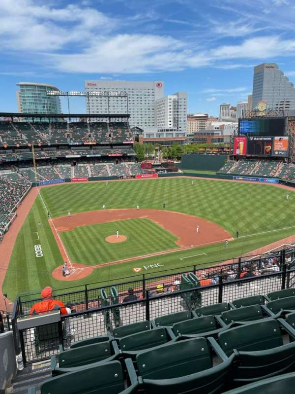 Oriole Park at Camden Yards, section: 328, row: 13, seat: 12