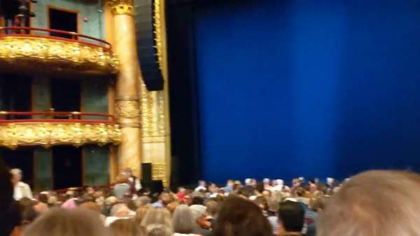 Emerson Colonial Theatre, section: Orchestra C, row: S, seat: 105