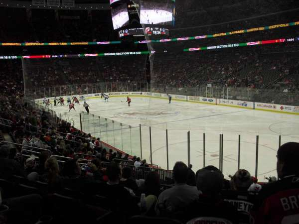 Prudential Center, section: 11, row: 15, seat: 2