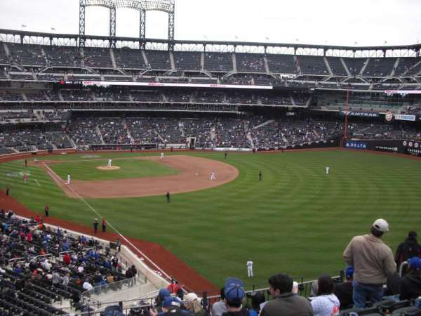 Citi Field, section: 305, row: 8, seat: 1