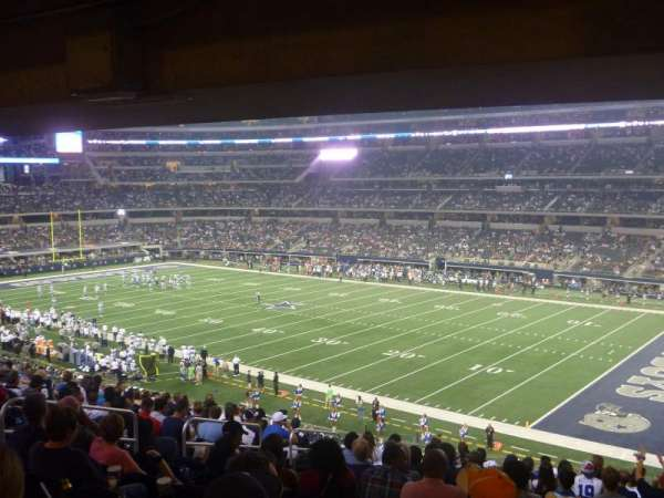 AT&T Stadium, section: 205, row: 15, seat: 14
