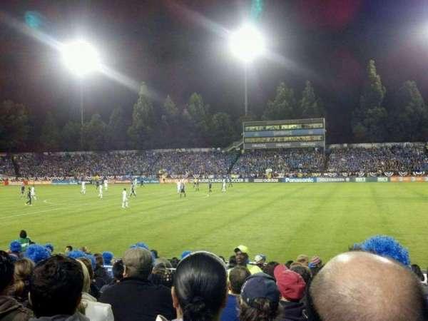 Stevens Stadium, section: 118, row: 8, seat: 2