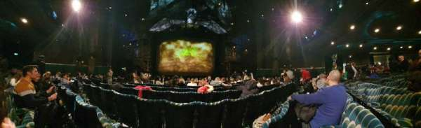 Apollo Victoria Theatre, section: Stalls, row: K, seat: 27