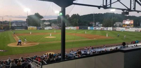 BB&T Ballpark at Historic Bowman Field, section: 3, row: 12, seat: 3
