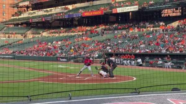 Oriole Park at Camden Yards, section: 50, row: 2, seat: 1