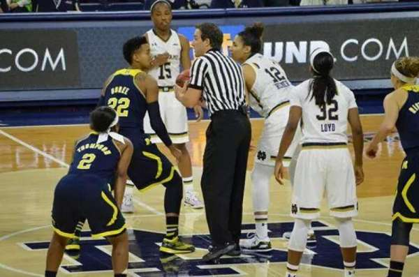 Purcell Pavilion, section: 11, row: 11, seat: 5