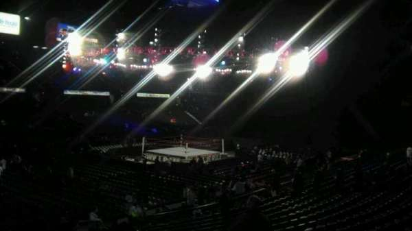 Allstate Arena, section: 113, row: S, seat: 9