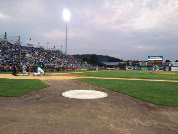 NYSEG Stadium, section: 8, row: B, seat: 5