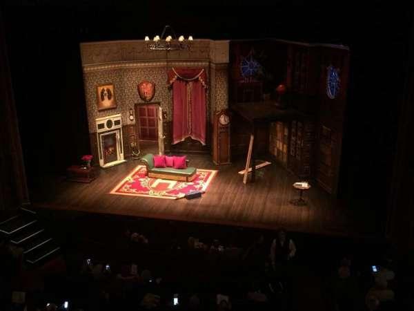 Lyceum Theatre (Broadway), section: Mezzanine, row: C, seat: 101