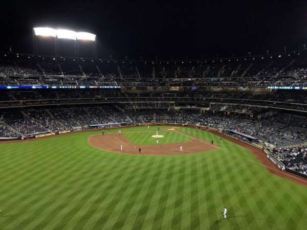 Citi Field, section: 435, row: 1 , seat: 24