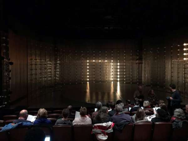 Mainstage Theatre at Playwrights Horizons, section: Mainstage, row: F, seat: 10